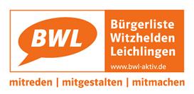 Bürgerliste Witzhelden Leichlingen BWL